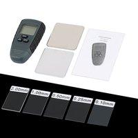 Rm660 medidor de espessura de revestimento digital medidor de espessura pintura do carro medidor de espessura testador de espessura display lcd digital ferramenta|Automação predial|   -
