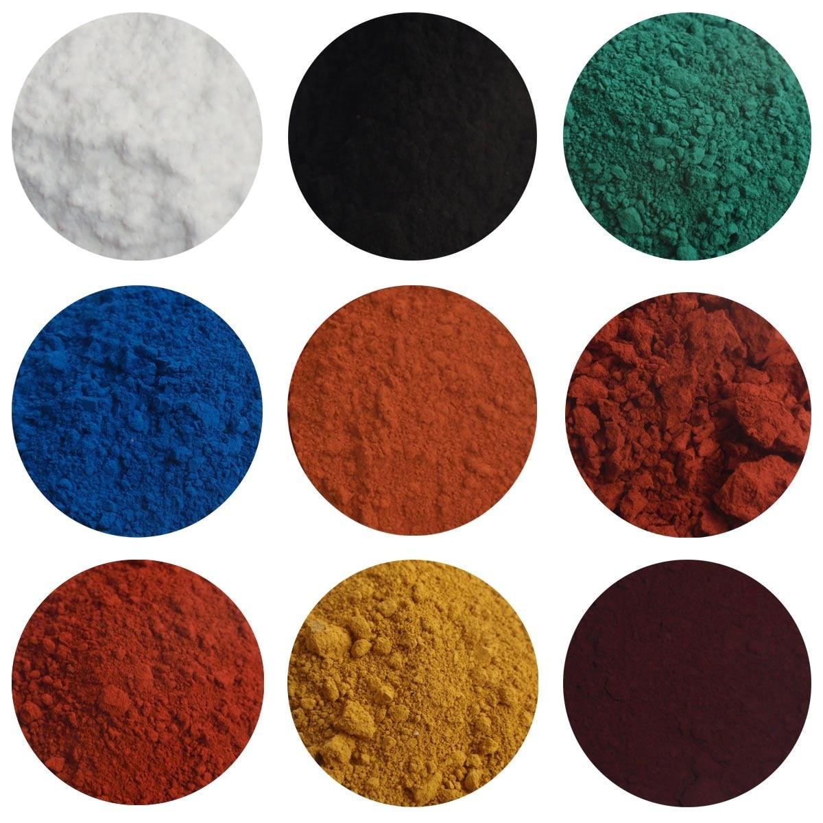 500 г тонер индивидуальность тротуар цвет добавить цвет бетон краситель цвет паста железо оксид пигмент сделай сам вручную мощение бетон формы