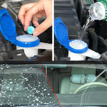 20/50/100/Pcs Solid Cleanser, Effervescent Spray Cleaner, Window Windshield Cleaner, Wiper Cleaner, Auto Parts