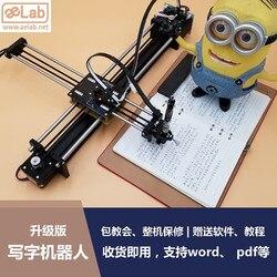 Axidraw пишущий робот живопись робот