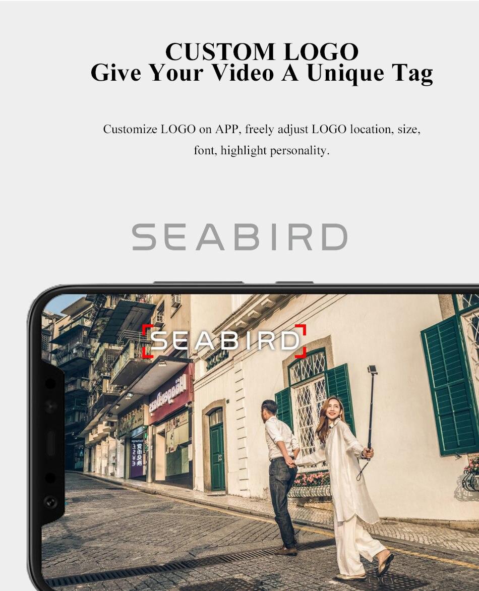 Seabird Sport Action Camera