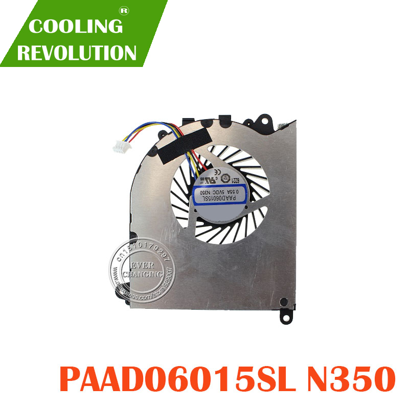 Image 4 - NEW COOLING FAN For MSI GS43VR PAAD06015SLcooling fanmsi fanfan msi