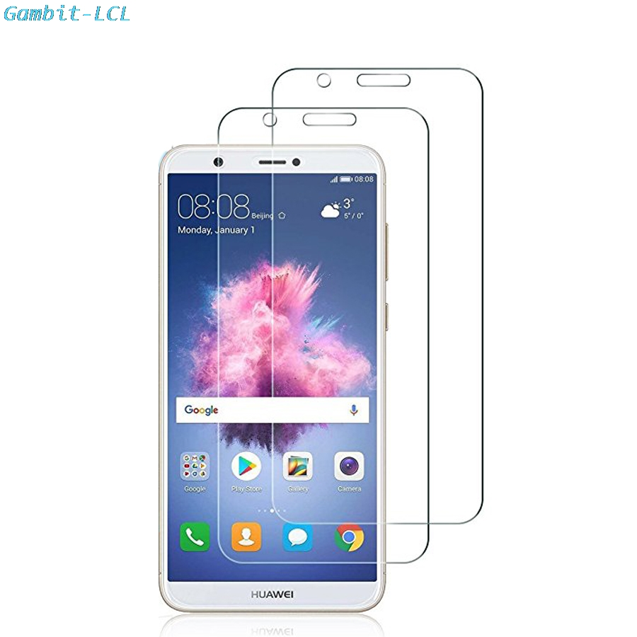 2PCS Tempered Glass For Huawei P Smart (Enjoy 7S) 5.65
