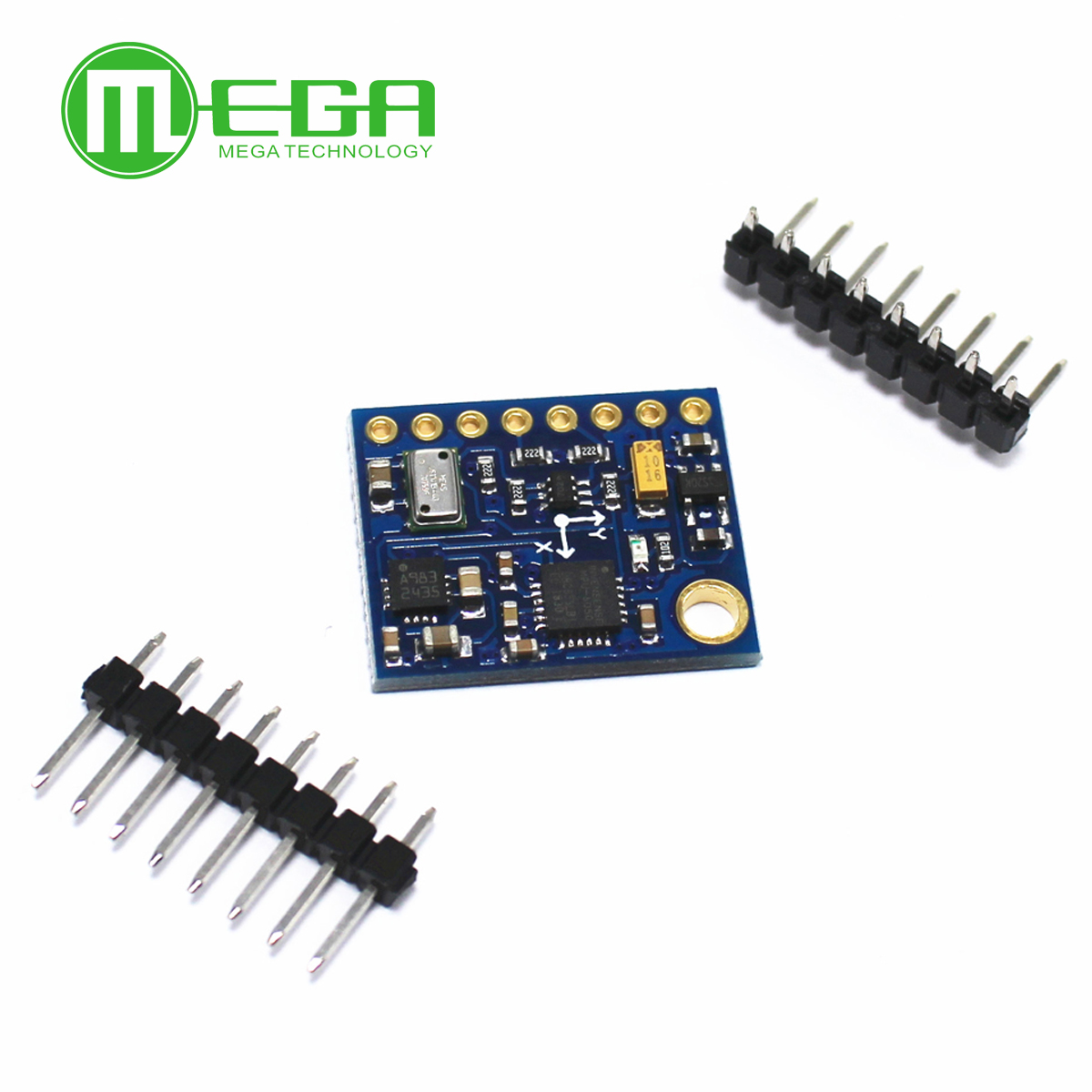 1pcs GY-INA219 haute précision I2C Digital Current Sensor Module