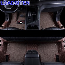 Modification Modified Decorative Interior Mouldings Automovil Accessory Accessories Carpet Car Floor Mats FOR Peugeot 4008