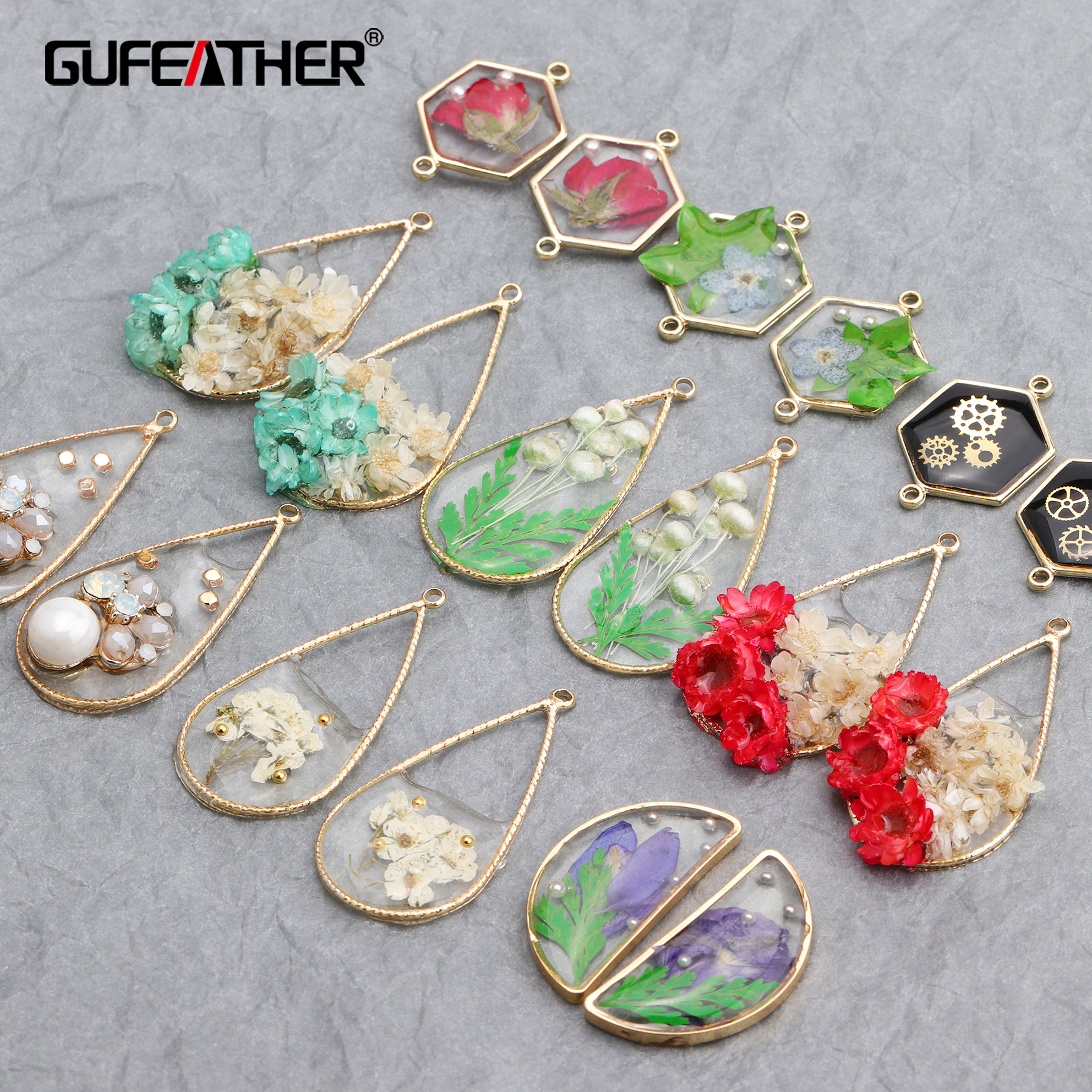 GUFEATHER M397,jewelry accessories,natural stone,diy pendant,jewelry findings,hand made,diy earrings,jewelry making,6pcslot