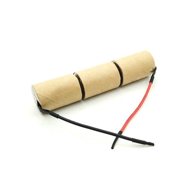 4/5SC 3000mAh for Philips 3.6V battery pack  FC6142 FC6140  vacuum cleaner
