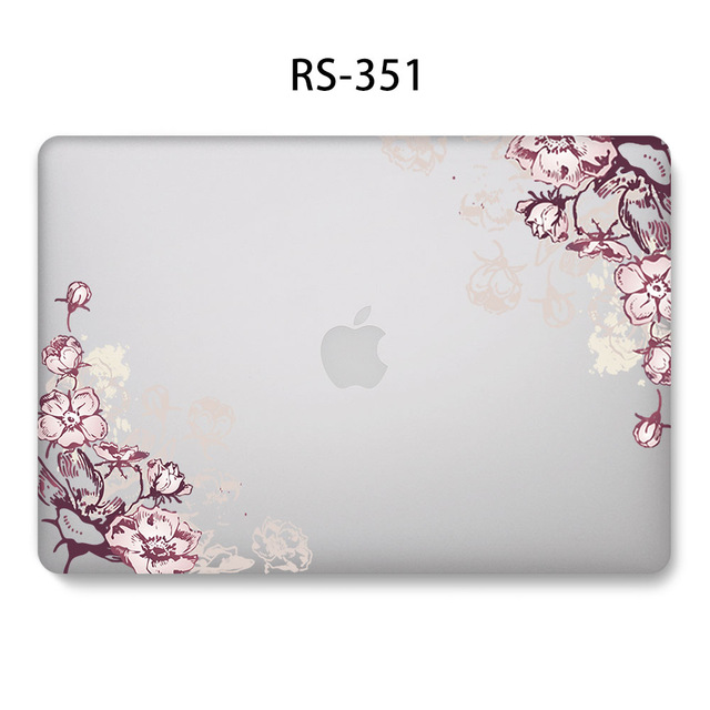 Soft Leaf Case for MacBook 1