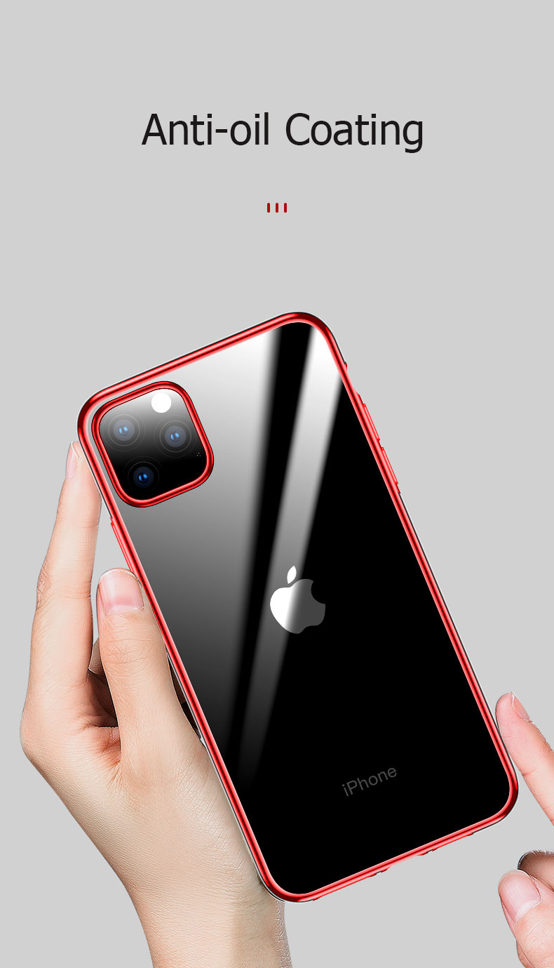 Bright Crystal Clear Case for iPhone 11/11 Pro/11 Pro Max 12
