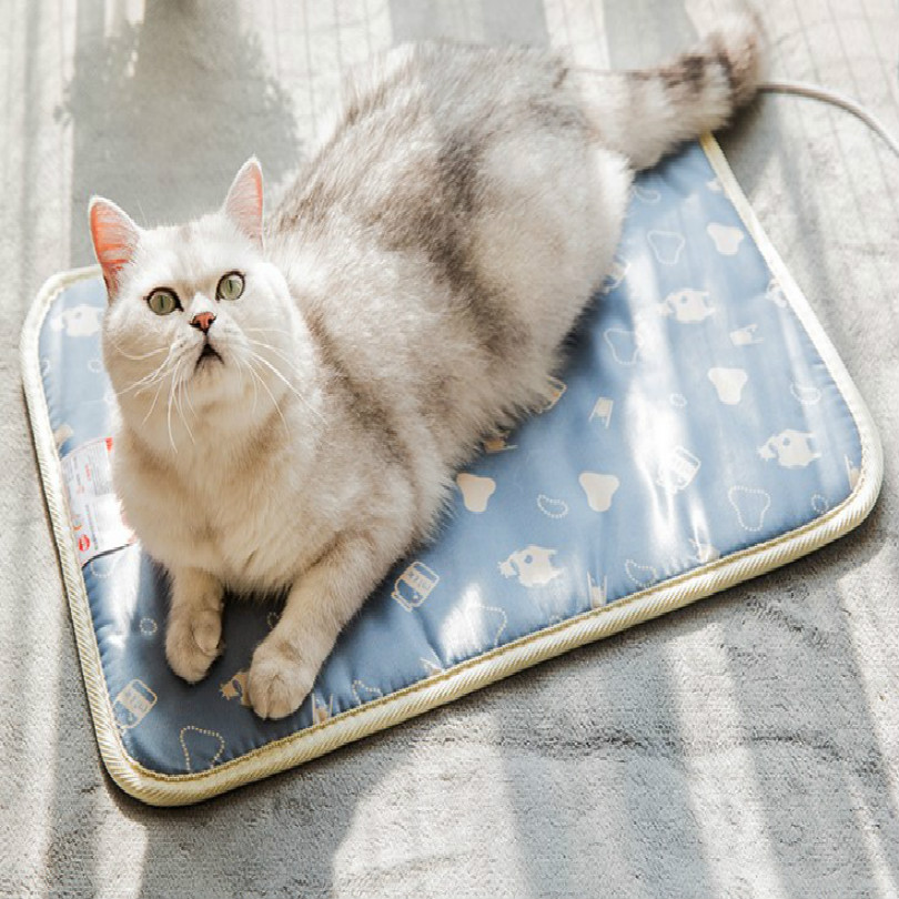 220V 20W 40*60CM Temperature can be adjusted waterproof cats bed cats house cats home mat free shipping thumbnail