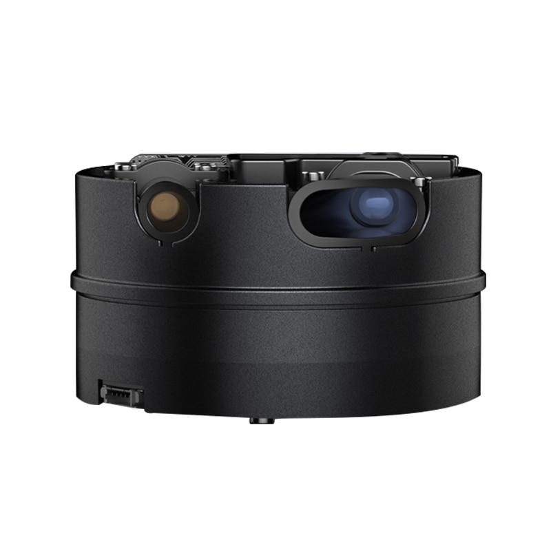 360 Degree Industrial 8m Laser Sensor LiDAR Scanner For ROS Robot Module Short Measuring Sensor 3iLIDAR Positioning Navigation