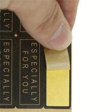 5 folhas especialmente para você adesivo selo etiqueta diy multifunções para embalagem de biscoitos decoração zmonh pacote de cozimento