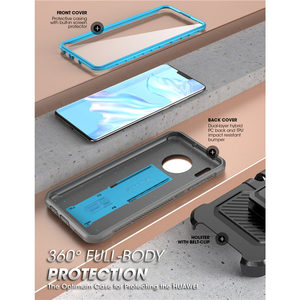 Image 3 - For Huawei Mate 30 Case (2019 Release) SUPCASE UB Pro Heavy Duty Full Body Rugged Case Cover with Built in Screen Protector