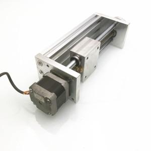 Image 3 - 170Mm Trục Z Trượt Du Lịch CNC ROUTER Chuyển Động Thẳng Bộ Cho Reprap 3D Máy In CNC Không/Có Động Cơ (Thứ Hai Tay NEMA17stepper)