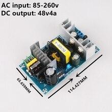 AC 100 240V a DC 48V 4A di commutazione modulo di alimentazione AC DC