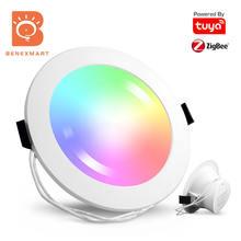 Benexmart tuya zigbee 30 smart Светодиодный точечный светильник