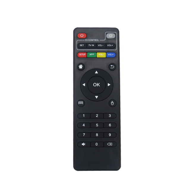 High Quality Unicerasl IR Remote Control For H96Pro Plus/X96/x96mini/tx3 mini/T95M/T95Z/T95X/TX6/Controller Android Smart Tv Box