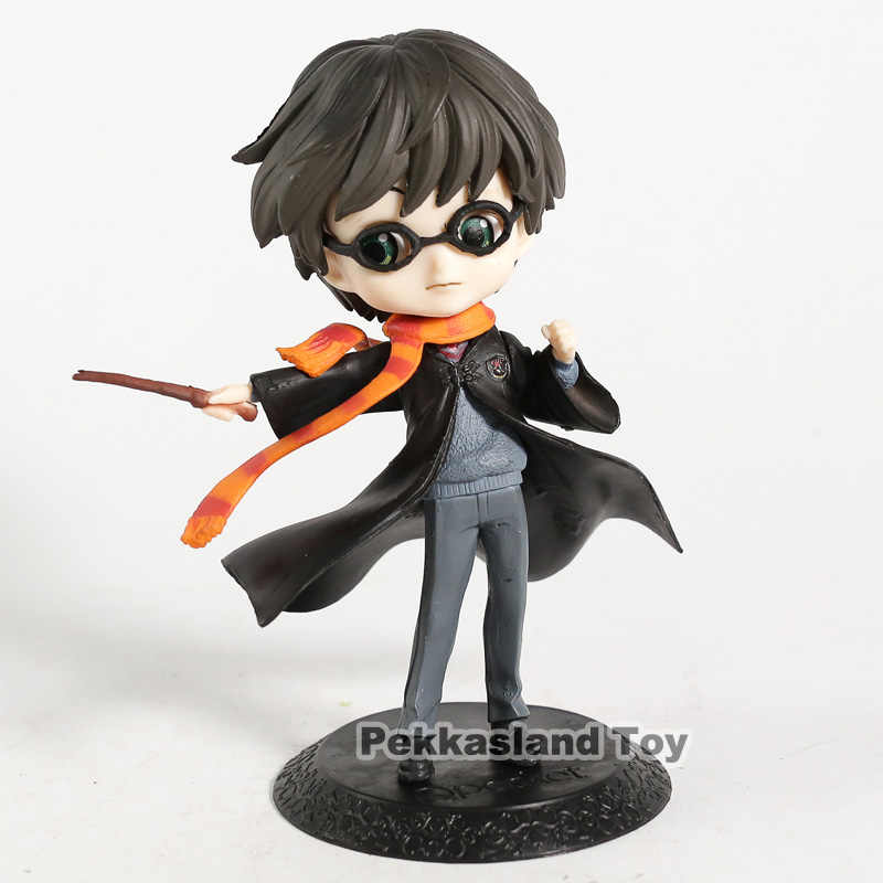 Q Posket Snape Hermione Ron Malfoy PVC Figura Collectible Toy Modelo