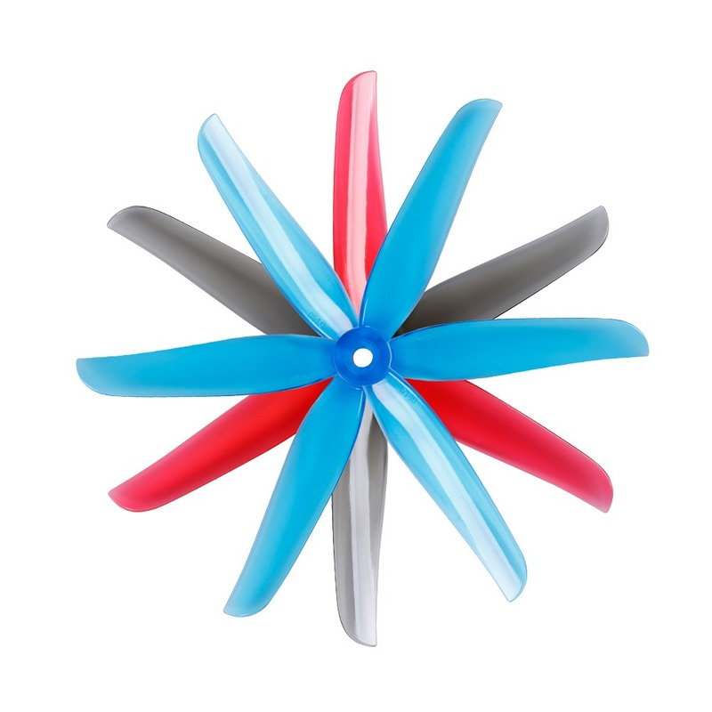 12Pairs 24PCS IFlight Nazgul 5140 3-blade Freestyle FPV Propeller CW CCW For ECO 2207 2206 2306 2308 Motor RC Drone FPV Racing