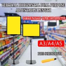 Shelf-Bracket Warehouse Price-Tag Supermarket Promotion-Display Billboard Display-Stand
