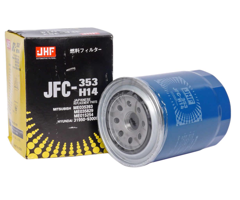 Фильтр топливный HYUNDAI HD120,AeroTown дв.D6BR (JFC-H14) JHF JFC-H14
