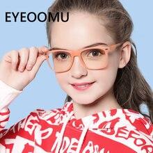 Детские оптические очки анти синий светильник для детей близорукость