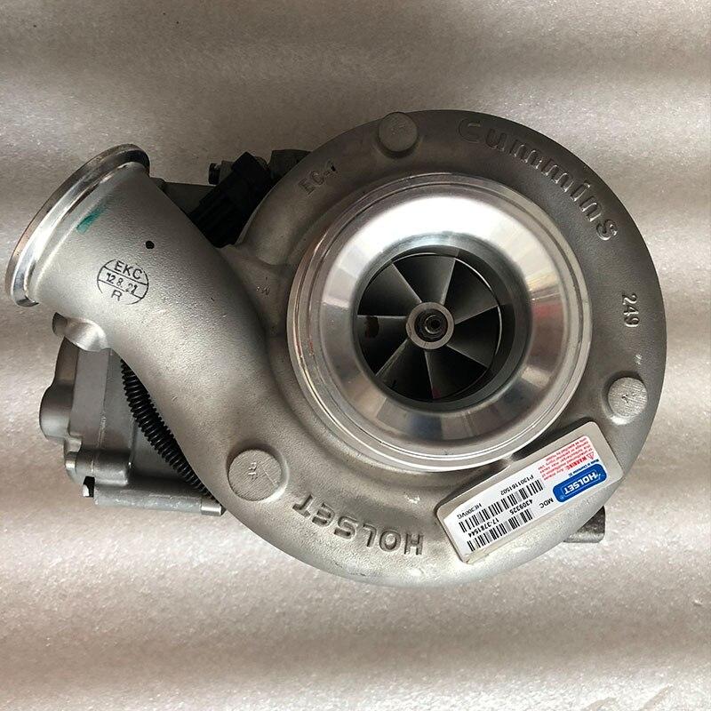 Turbosprężarka do nowej oryginalnej turbosprężarki HE300VG 4309329 3792225 3792227 do CUMMINS ISB EPA07 6.7L
