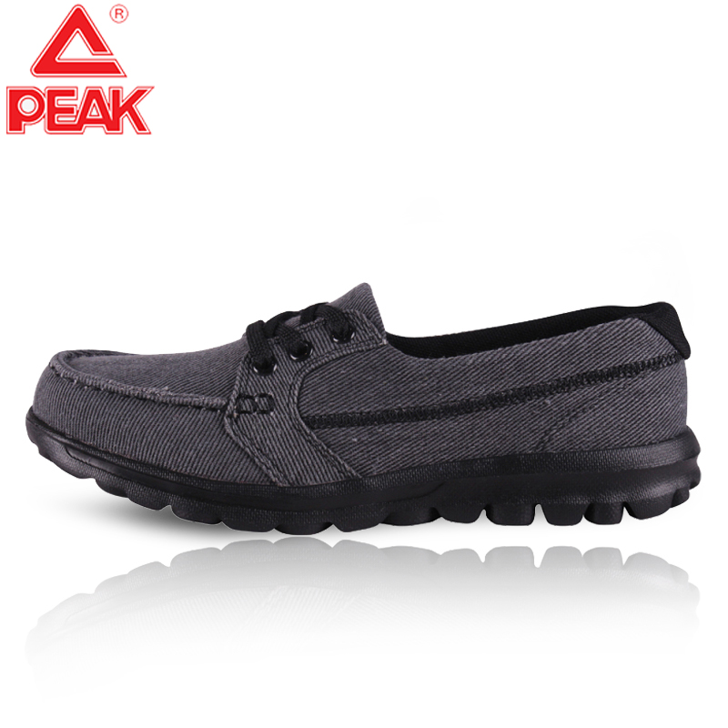 PEAK Women's Walking Shoes Running Mesh Shoes Fashion Flat Sports Shoes Casual Fitness Modern Dance Shoes Women