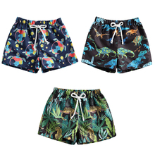 Swim-Shorts Baby-Boys Kids Beach Cartoon New Fashion Summer Print 1-5T