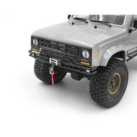 Metal Front Bumper Rear Bumper for AE Element RC Enduro Sendero RC Crawler Car Upgrade Parts Accessories