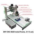Фрезерный станок с ЧПУ для резки 6040 DIY 6020 сверлильный станок для сверления металла с размером гравировки 600x200мм