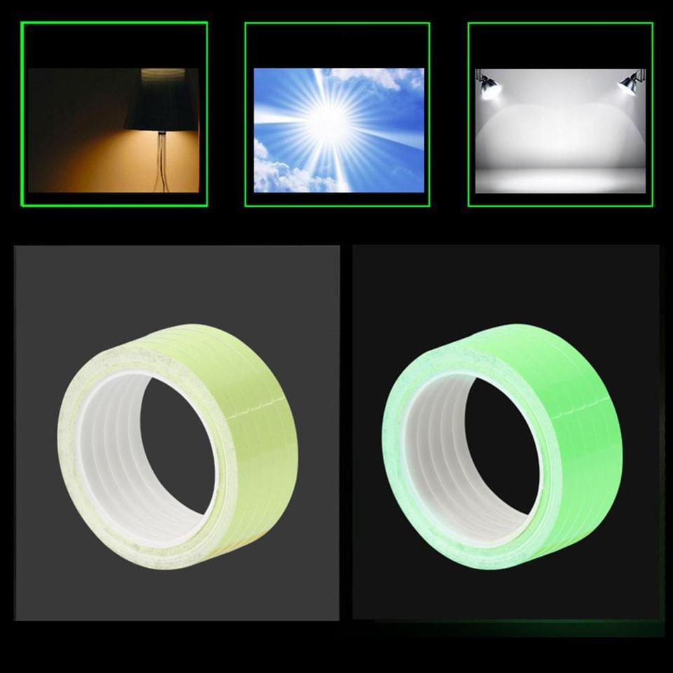 Optics Reflector Luminous Stickers 30 x Reflector Sticker Security Stickers