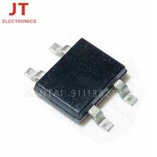 50 шт./лот MB10F SOP4 MB10S MB6S PC817C EL817C лапками углублением SOP-4