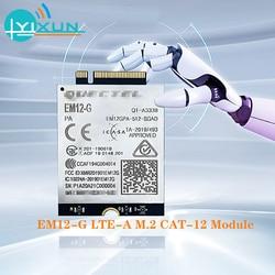 EM12-G EM12 LTE-A Katze 12 modul LTE-FDD B1/B2/B3/B4/B5/B7/B8/B9/B12/B13/B14/B17/B18/B19/B20/B21B25/B26/B28/B29/B30/B32/B66