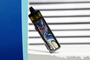 Image 3 - Новый цвет оригинальный VOOPOO VINCI Mod Pod Комплект 5,5 мл Vape Pod & 1500 мАч батарея подходит 0.3ohm PnP катушка электронная сигарета испаритель