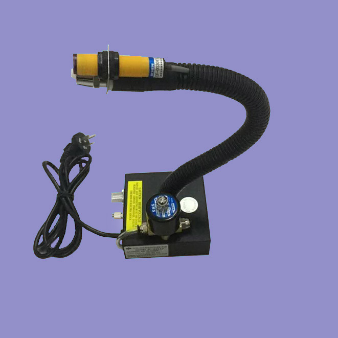 SL-080AF Anti-static Inductive Ion Air Gun. Ionizing Fan Electrostatic Eliminator