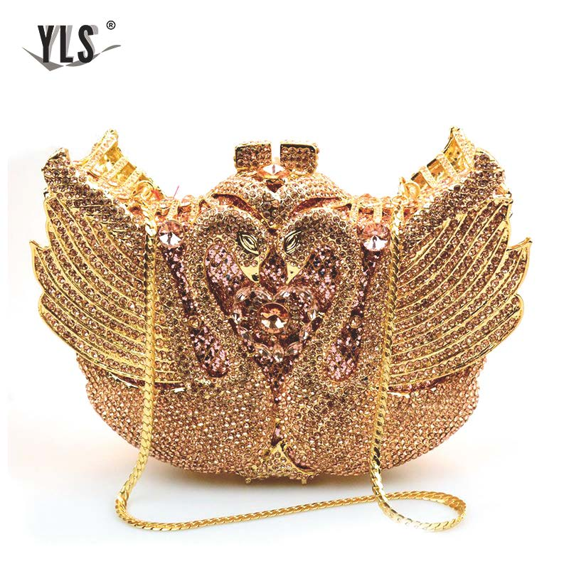 Fashion Luxury Crystal Bags Designer rhinestone sw
