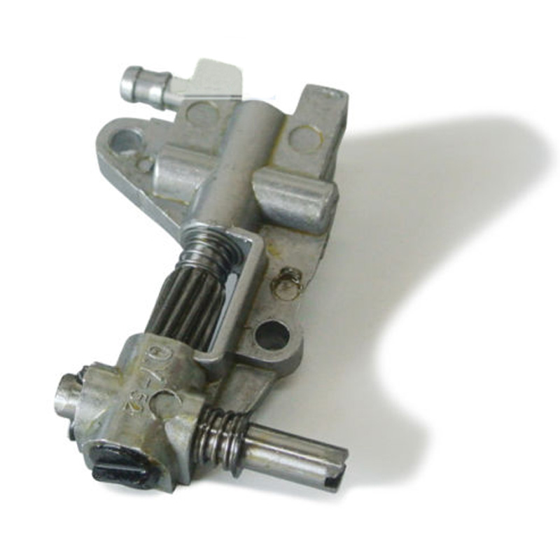 Oil Drive Pump For Chinese Chainsaw 4500 5200 5800 45/52/ 58cc Chain Saw Spare Parts Power Equipment Accessorie