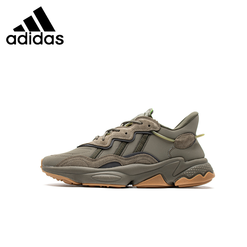 Adidas Ozweego W Black Men Classic Shoes Man Running Shoes Comfortable  Sneaker Original #EF9627