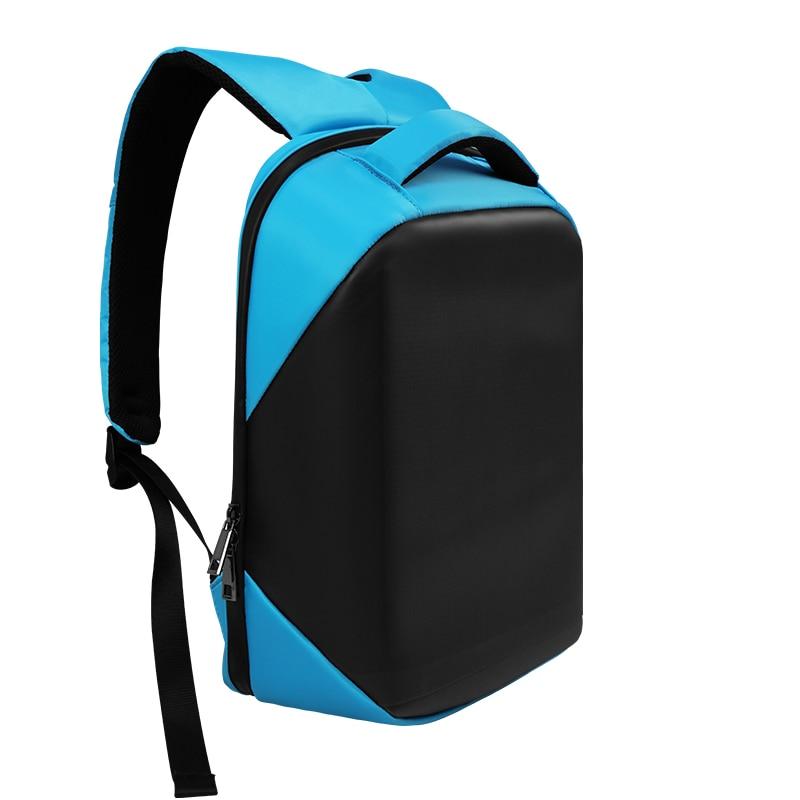 Outdoor LED Backpack With Screen Pixel Backpack Waterproof Street Walking Advertising LED Billboard LED Display Backpack