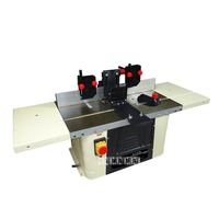 JMR-40 홈 diy 밀링 머신 데스크탑 작은 트리밍 기계 목공 밀링 머신 나무 slotting 기계 220 v/110 v 1500 w