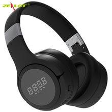 B28 tws bluetooth5.0 fones de ouvido sem fio dobrável fones estéreo alta fidelidade esporte bluetooth com microfone