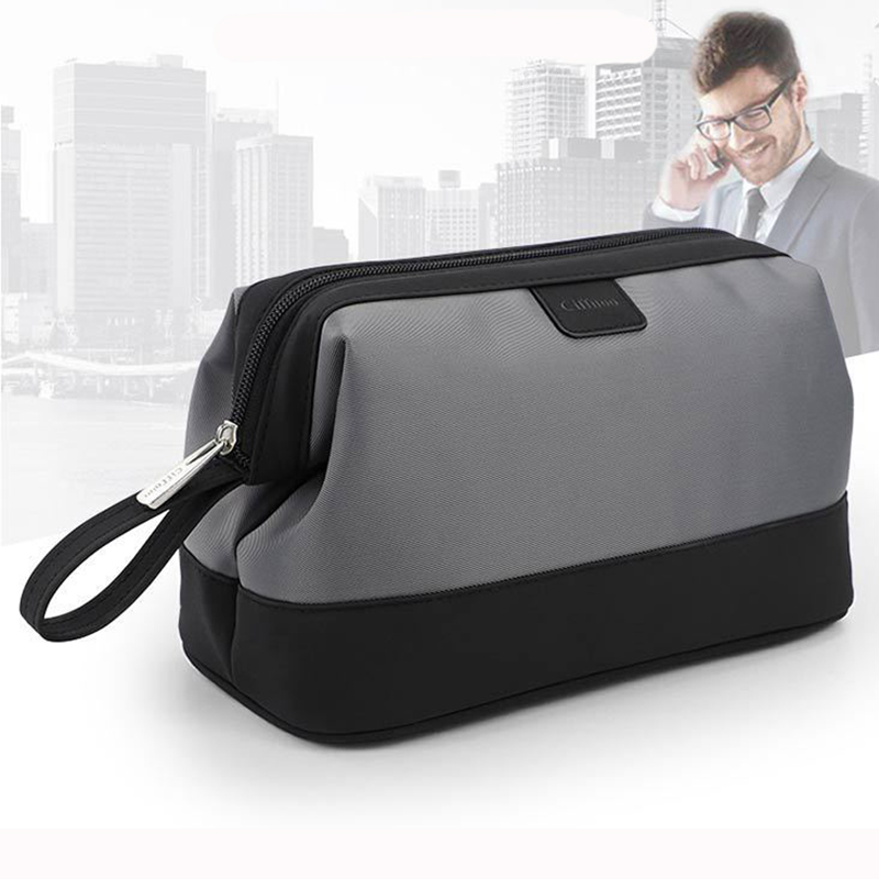 Dropship Man Travel Wash Toiletry Bag Portable Waterproof Clutch Multifunction Cosmetic Handbag Makeup Case Organizer