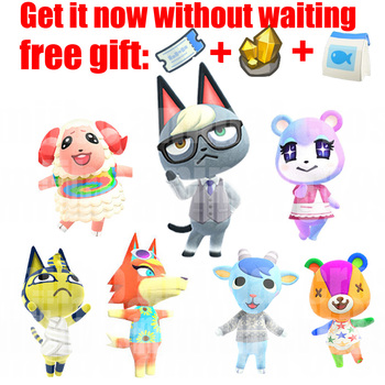 New Horizons Animal Crossing Amiibo Raymond/Judy/Audie/Online Recharge Service [Digital Code] Does Not Support Refunds !