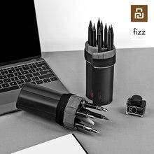 Youpin fizz объемная сумка для карандашей многофункциональный