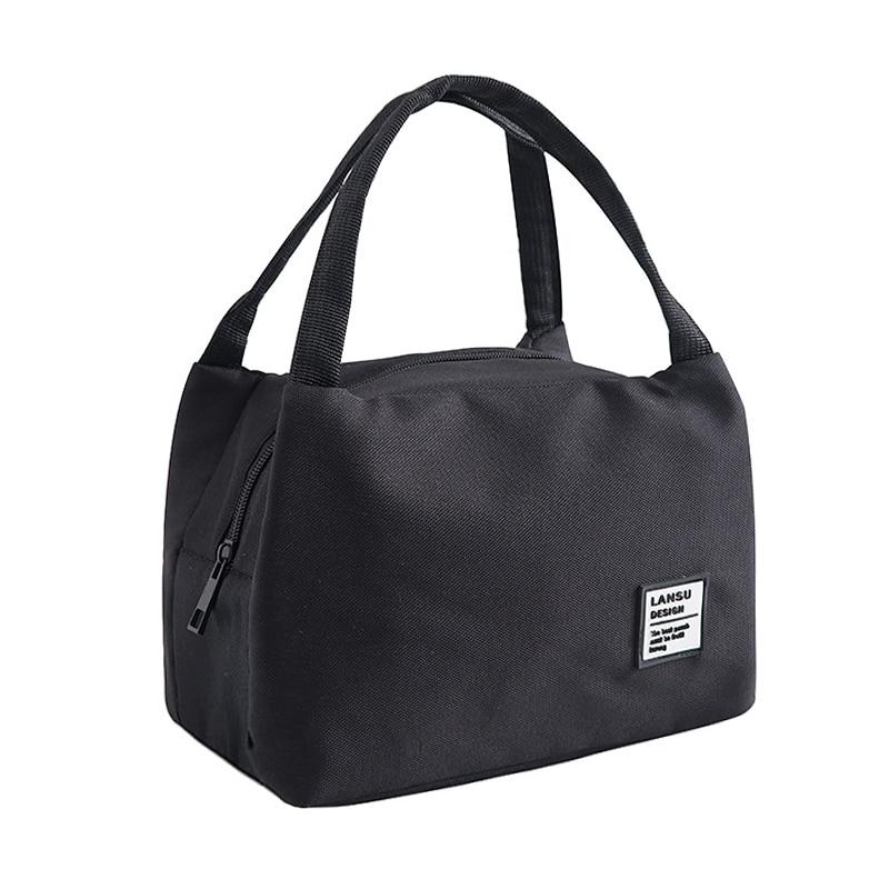 Insulated Lunch font b Bags b font for Women Kids Men Food font b Bag b