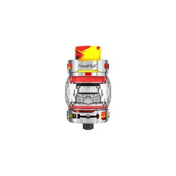 FreeMax Fireluke – atomiseur Original, réservoir de 5ml, compatible avec SS904L X mesh coil, Kit pour Maxus 100W, filetage 510, VS Fireluke 2