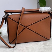 Women's Bag Crossbody-Bag Stitching-Bag Handbags Ladies Mini Famous-Designer Fashion