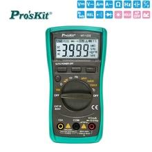 Proskit Autorange Digital Backlight LCD Display Protective Multimeter Resistor capacitor Temperature Frequency Tester meter цена 2017