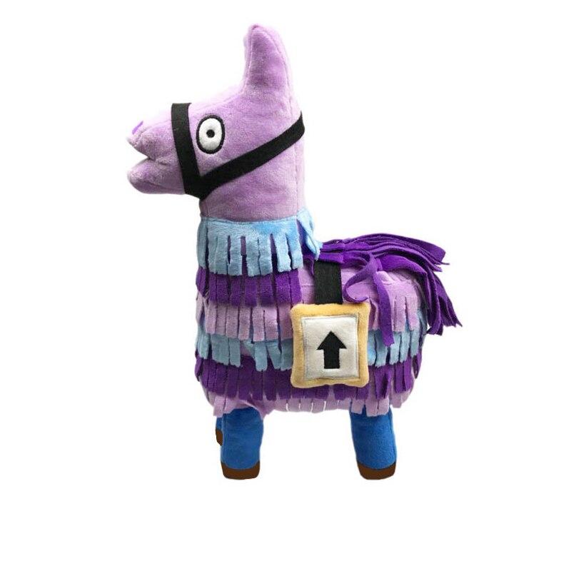 35cm Victory Battle Royale Llama Toy Figure Troll Stash Doll Soft Stuffed Animal Plush Toys 1
